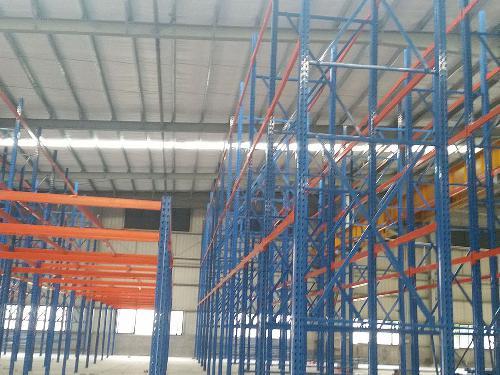 怎样选择阁楼货架本领有效的增强仓库空间应用率?