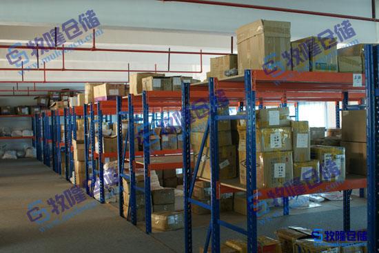 石排电子厂仓储货架,电子厂仓库专用存储货架图片
