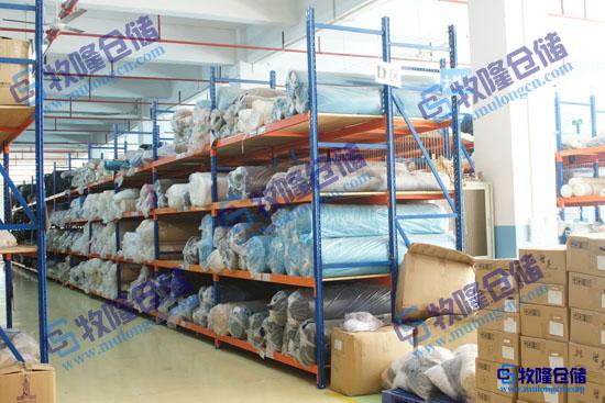仓库货架摆放设计图 仓储重型货架如何如何摆放取货更方便 牧隆工厂