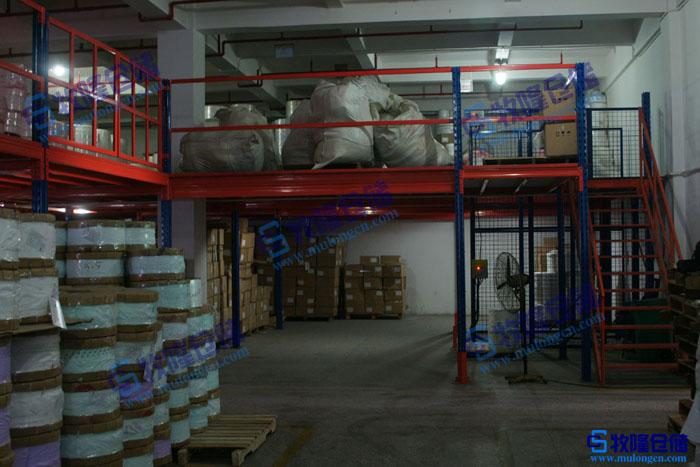 仓库二层阁楼货架,如何用于车间 二层阁楼仓储货架如何建设